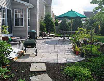 We Have Been Designing Patios Since 1999
